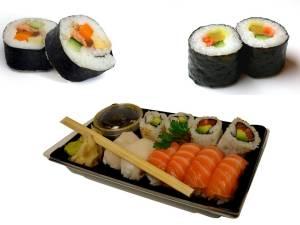 mancare japoneza - sushi