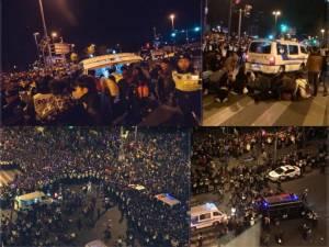 morti busculada revelion shanghai