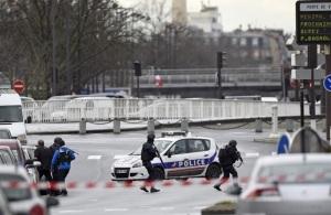politie franta - atac terorist