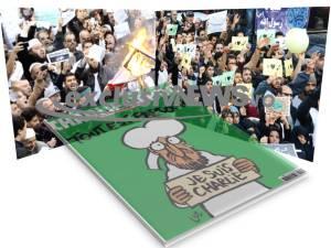 proteste musulmani charlie hebdo