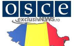 Comitetul de Securitate al OSCE, reunit sub preşedinţia României