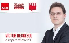 Victor Negrescu, nominalizat pentru titlul Europarlamentarul Anului la categoria Agenda Digitală