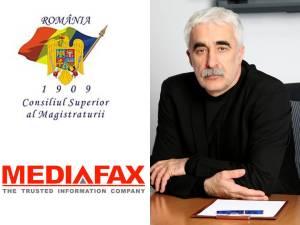 adrian sarbu - csm - mediafax