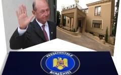 Băsescu recunoaşte că s-a mutat la Scroviştea dar nu spune cu acordul cui