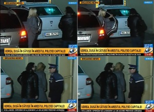 elena udrea nu are catuse la maini la politie