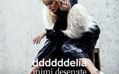 Delia desenează inimi în videoclipul noului ei single – VIDEO
