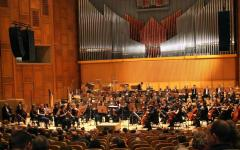 Concert Beethoven-Brahms cu dirijorul Julien Salemkour şi pianista Mirabela Dina