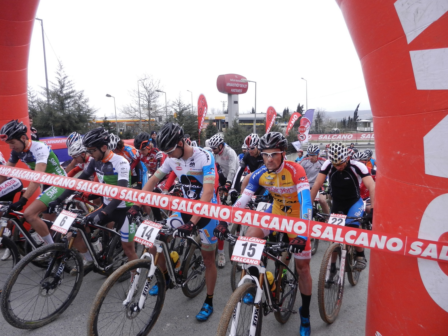biciclisti istanbul