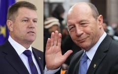 Băsescu s-a mutat în conacul lui Ceaușescu de la Scroviștea cu acordul lui Iohannis