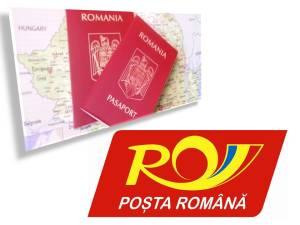 pasapoarte - posta romana