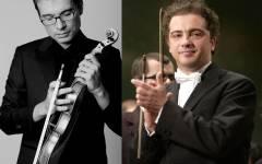 Alexandru Tomescu și  Alexandru Ganea, concert la Sala Radio, cu muzică de Philip Glass