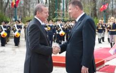 Președintele Turciei, Recep Tayyip Erdoğan și-a scurtat vizita în România din cauza atentatului din Istanbul