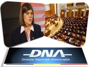 kovesi - dna - parlament