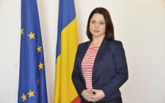 Raluca Lunculescu, numită purtător de cuvânt al Ministerului Afacerilor Externe