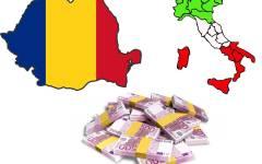 România a semnat o convenție cu Italia pentru evitarea dublei impuneri