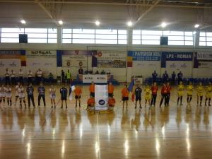 romania serbia - handbal