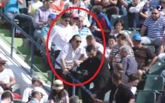 Scandal în finala BRD Năstase Țiriac Trophy din cauza unui spectator care refuza să plece din arenă