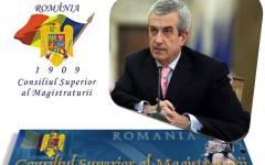 Tăriceanu solicită întrevedere cu CSM, după scandalul cu senatorul Dan Șova