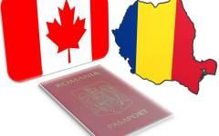 Românii vor călători fără viză în Canada începând cu 2016