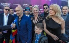 Călin Goia, dezamăgit de locul ocupat în finala Eurovision 2015 – VIDEO