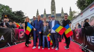 ceremonie deschidere eurovision - voltaj