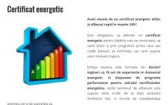 Cele mai importante lucruri pe care trebuie să le ştii când vrei un certificat energetic