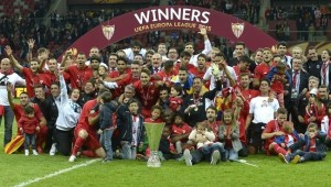 sevilia - europa league