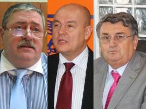 Iliescu Lucian - Măgureanu Cezar Mircea - Anton Marin