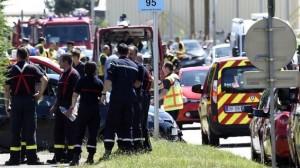 atentat terorist franta - uzina gaz