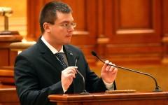 Mihai-Răzvan Ungureanu a fost votat de Parlament în funcția de director al SIE