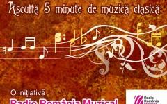 120.000 elevi au ascultat muzică clasică la şcoală graţie Radio România Muzical