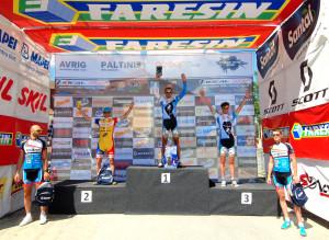 podium avrig bike 2015