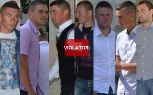 7 violatori vaslui