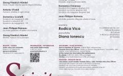 """Soprana Rodica VICĂ cântă la Festivalul """"Lo spirito della musica di Venezia"""""""