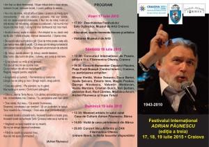 festivalul adrian paunescu