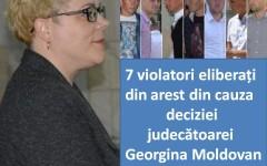 SCANDALOS | Judecătoarea care i-a eliberat pe violatorii din Vaslui, scoasă basma curată de CSM