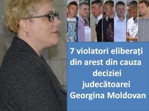 georgina moldovan - judecator