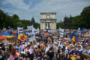 mars unionist chisinau
