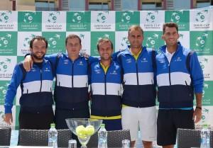 romania - davis cup 2015