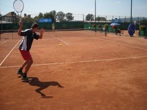 tenis curtea de arges
