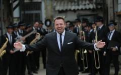 De ziua lui, Horia Brenciu susține un concert în memoria lui Frank Sinatra