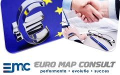 Euro Map Consult susține dezvoltarea Programului Operațional Regional pentru IMM-uri