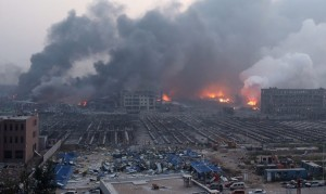 explozie tianjin - china