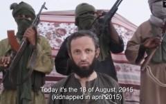 Iulian Gherguț, românul răpit în Burkina Faso, cere Guvernului României să-l elibereze din mâinile talibanilor