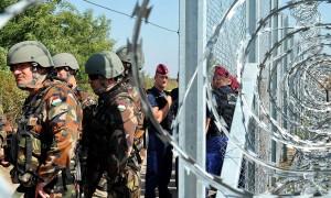gard ungaria - serbia