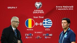 scor final Romania_Grecia
