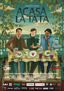 Poster Acasa la Tata