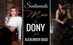 """Maia, new entry în muzica românească cu piesa """"Sentimiento"""", alături de Dony și Alexunder Base – VIDEO"""