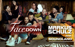 Markus Schulz și Soundland au lansat single-ul Facedown – VIDEO