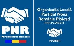 Partidul Noua Românie înființează prima Organizație Locală la Ploiești